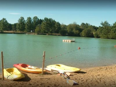 Camping le Chene du lac  - Camping Gironde - Image N°8