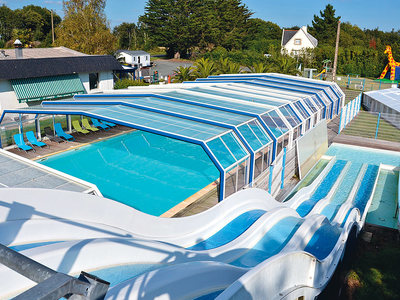 Camping la Mer Blanche  - Camping Finistere