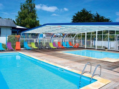 Camping la Mer Blanche  - Camping Finistere - Image N°2