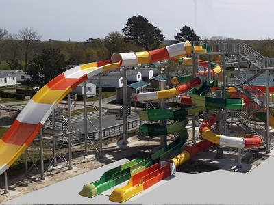 Camping la Mer Blanche  - Camping Finistere - Image N°9
