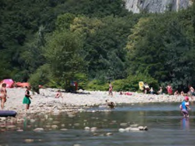 Camping Chaulet Plage - Camping Ardèche - Image N°2