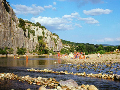 Camping Chaulet Plage - Camping Ardèche - Image N°6