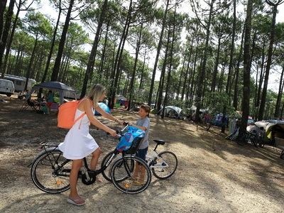 Camping Le Vivier  - Camping Landes - Image N°11
