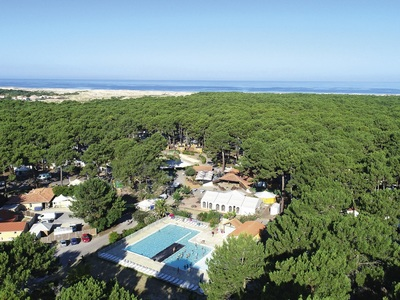 Camping Le Vivier  - Camping Landes - Image N°2