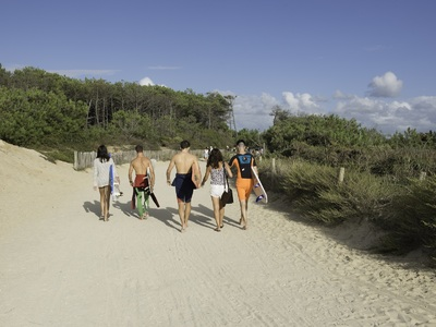Camping Le Vivier  - Camping Landes - Image N°3
