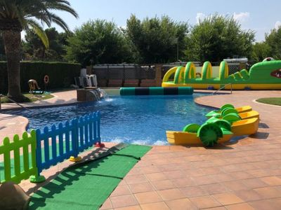 Camping Cavall de Mar - Camping Gérone - Image N°3