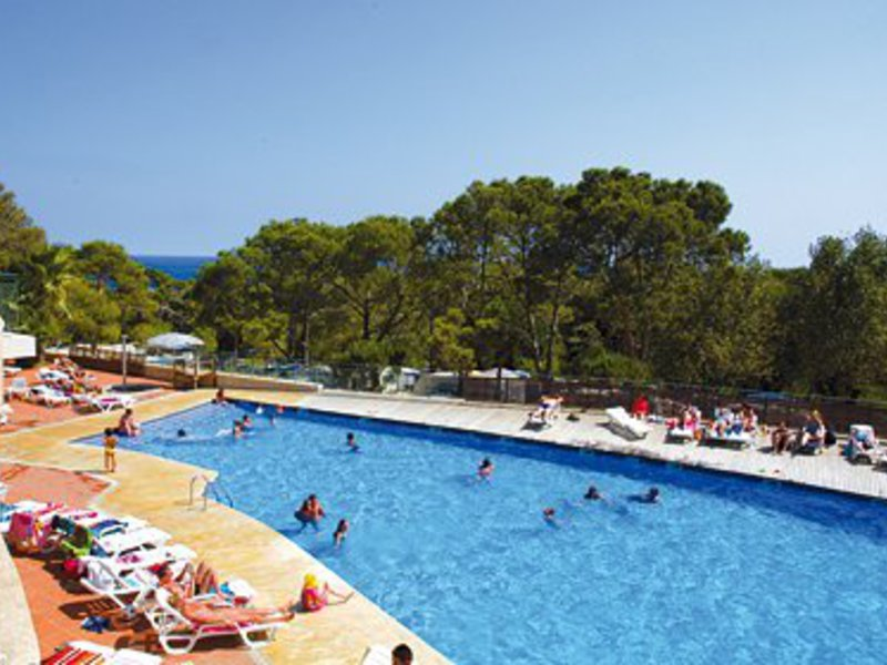 Camping International de Calonge - Camping Gérone
