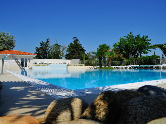 Camping Les Fontaines, 3*