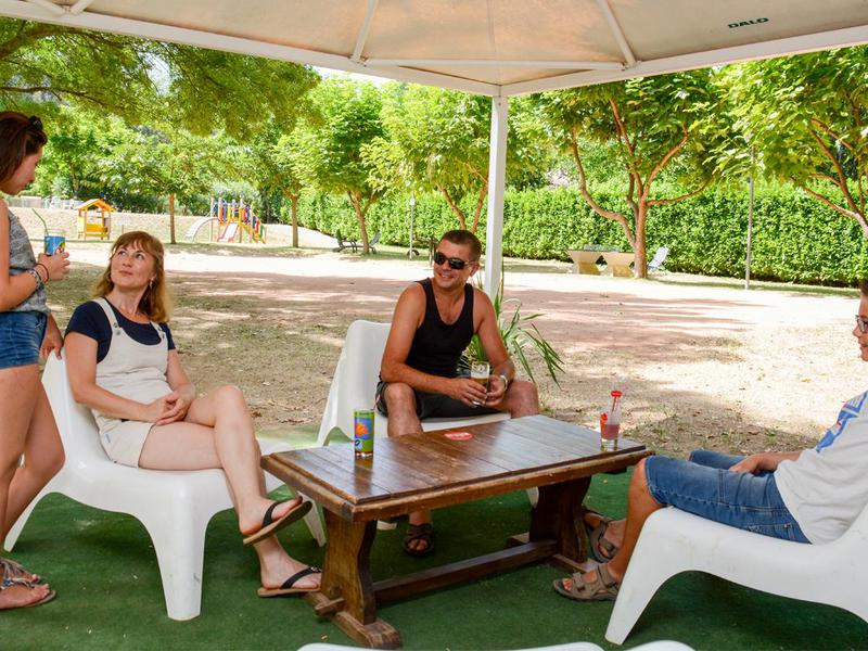 Camping Les Fouguieres