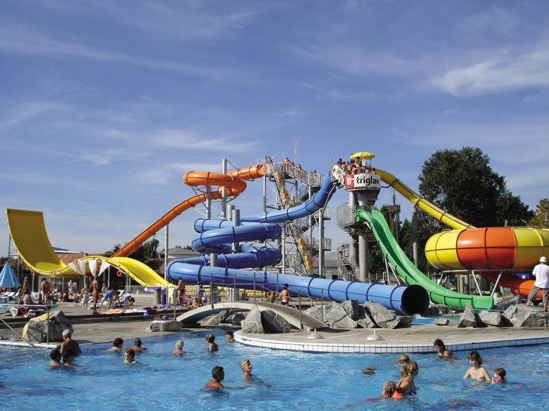Camping Terme Catez - Camping Slovenie