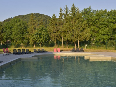 Camping Chanset - Camping Puy-de-Dome