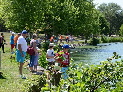 Camping Le Rochat - Camping Indre - Image N°6