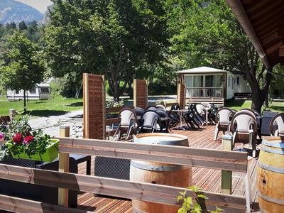 Camping Le New Rabioux - Camping Hautes-Alpes - Image N°6
