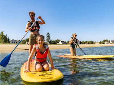 Camping Le Cabellou Plage  - Camping Finistere - Image N°11