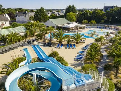 Camping Le Cabellou Plage  - Camping Finistere - Image N°2