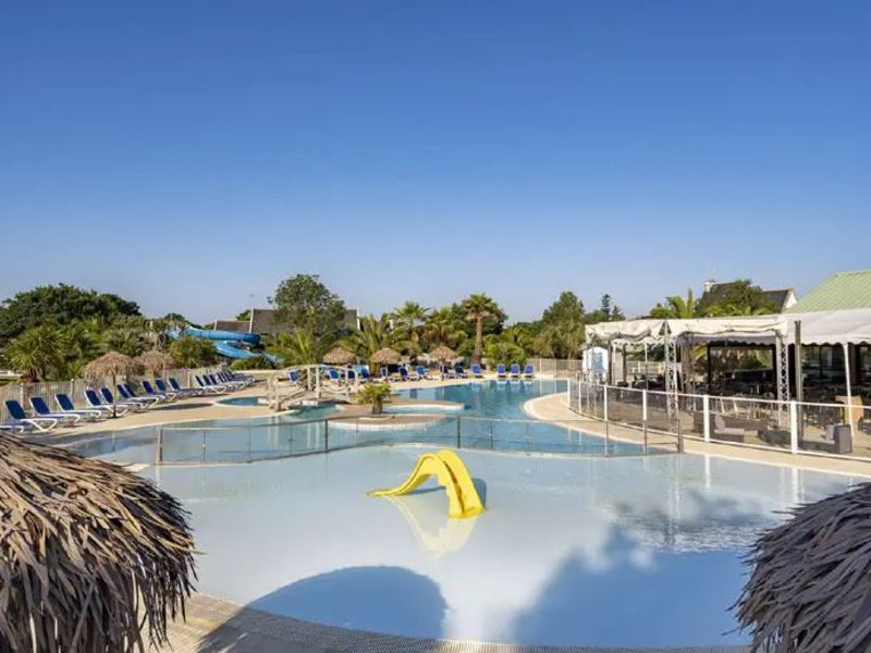 Camping Le Cabellou Plage  - Camping Finistere