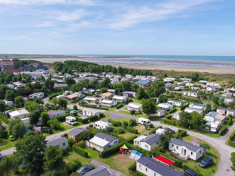 Camping des Dunes - Camping Nord