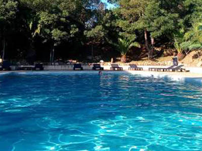 Camping Domaine de Verdagne  - Camping