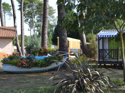 Camping Les Echasses - Camping Landes - Image N°2