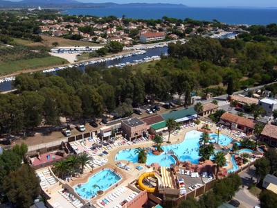 Camping Les Palmiers  - Camping Var