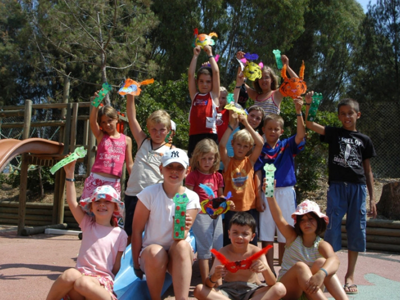 Camping Les Palmiers