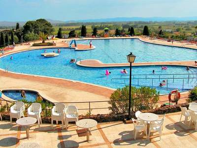 Camping Castell Montgri - Camping Girona - Image N°2