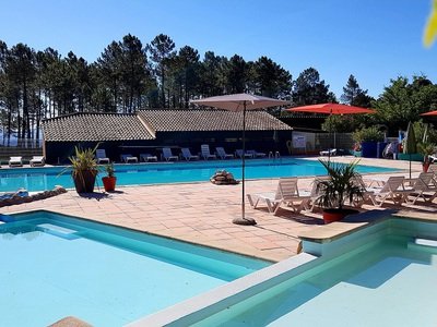 Camping Hello Soleil - Camping Ardeche