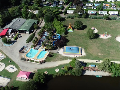 Camping Domaine de Bel Air - Camping French Time - Camping Finistere - Image N°5
