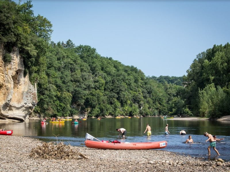 Camping Le Beau Rivage - Camping Dordogne