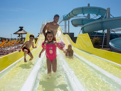 Camping Siblu Le Lac des Rêves - FUN PASS INCLUS - Camping Herault - Image N°3