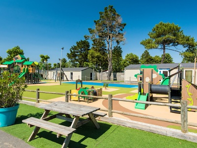 Camping Club Le Trianon  - Camping Vendée - Image N°11