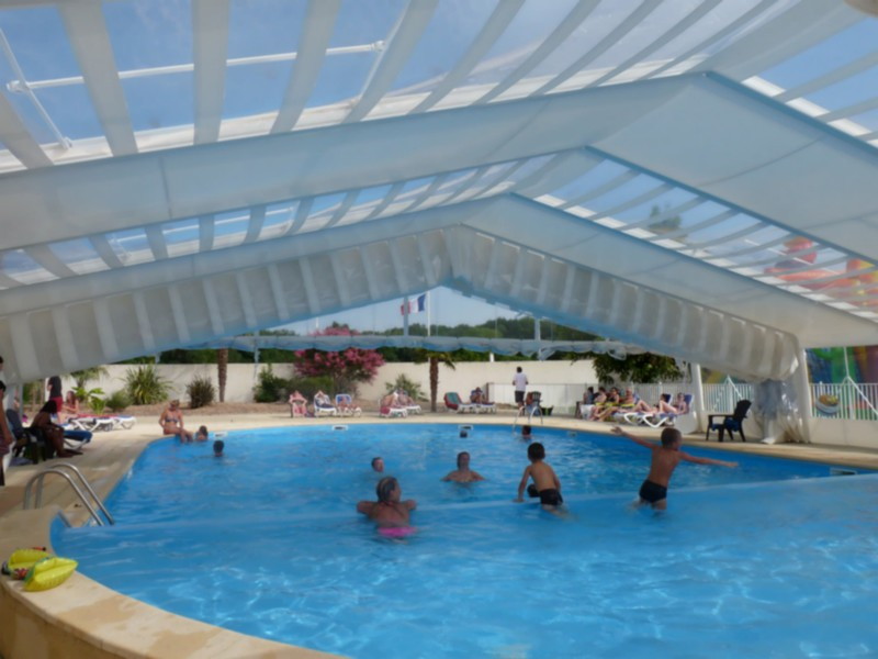 Camping Aloé - Camping Charente-Maritime