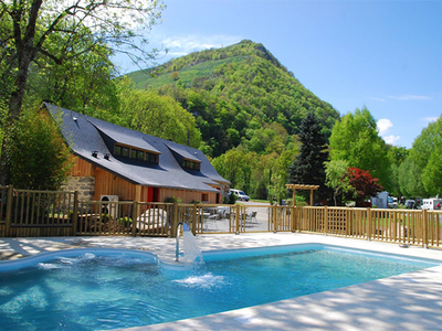 Camping La Forêt - Camping French Time - Camping Hautes-Pyrenees