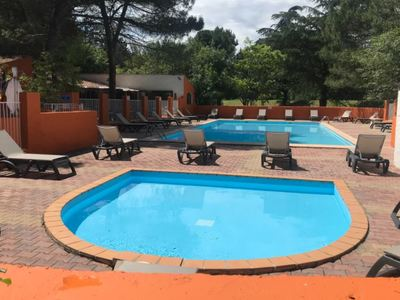 Camping Val Roma Park - Camping Pyrenees-Orientales - Image N°6