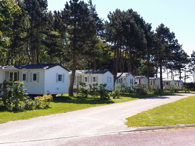 France - Nord et Picardie - Mers les Bains - Camping Le Rompval 3*