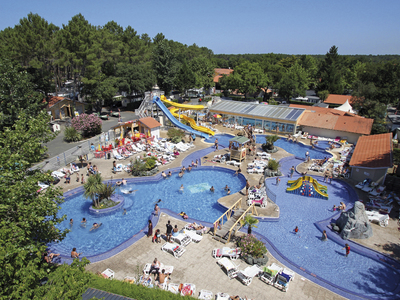 Camping Club Famille Lou Pignada  - Camping Landes - Image N°2