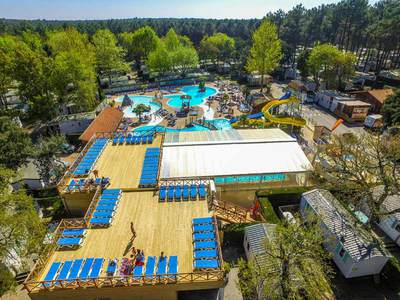 Camping Club Famille Lou Pignada  - Camping Landes - Image N°7