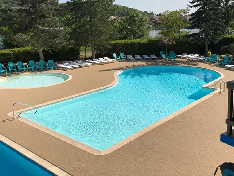 Camping Siblu Les Rives de Condrieu - Funpass inclus