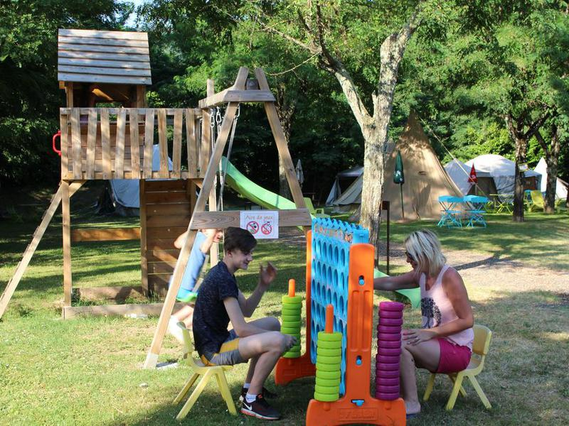 Family des Issoux - Camping Paradis