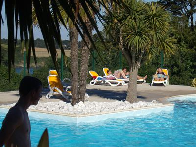 Camping Côté O Port Manech - Camping Finistere - Image N°4