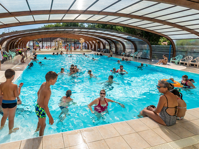 Camping Oléron Loisirs   - Camping Charente-Maritime