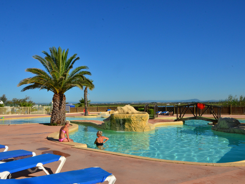 Camping Montpellier Plage - Camping Herault