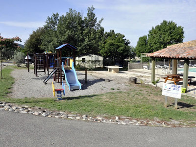 Camping Les Oliviers  - Camping Alpes-de-Haute-Provence - Image N°5