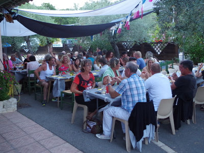 Camping Les Oliviers  - Camping Alpes-de-Haute-Provence - Image N°6