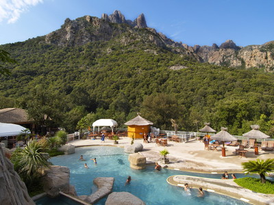 Camping Les Oliviers - Camping Corse