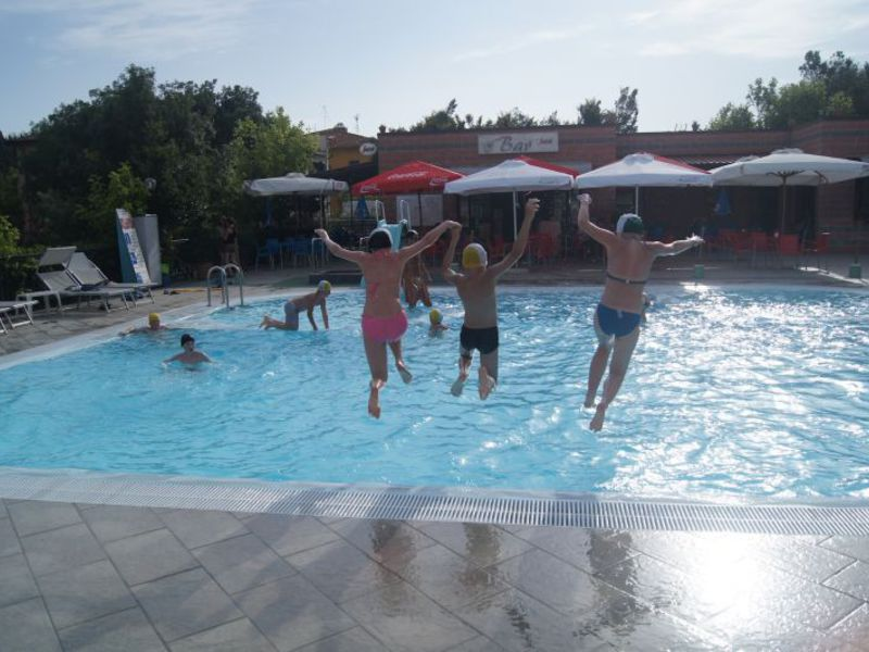Camping Torre Pendente - Camping Pise