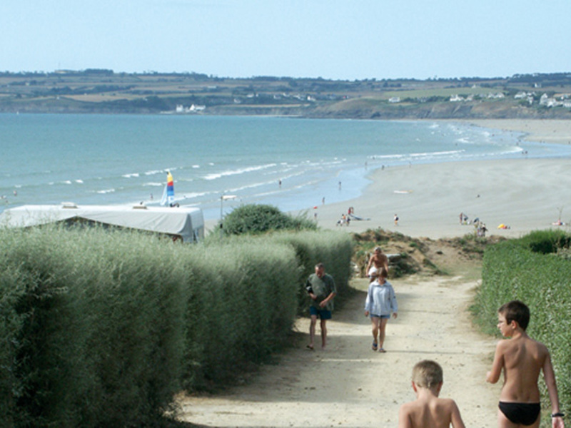 Camping Pors Ar Vag - Camping Finistere