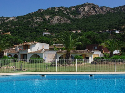 Résidence Le Village Marin - Camping Corse - Image N°3