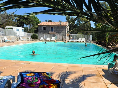 Camping La Baie des Voiles - Camping Corse - Image N°2