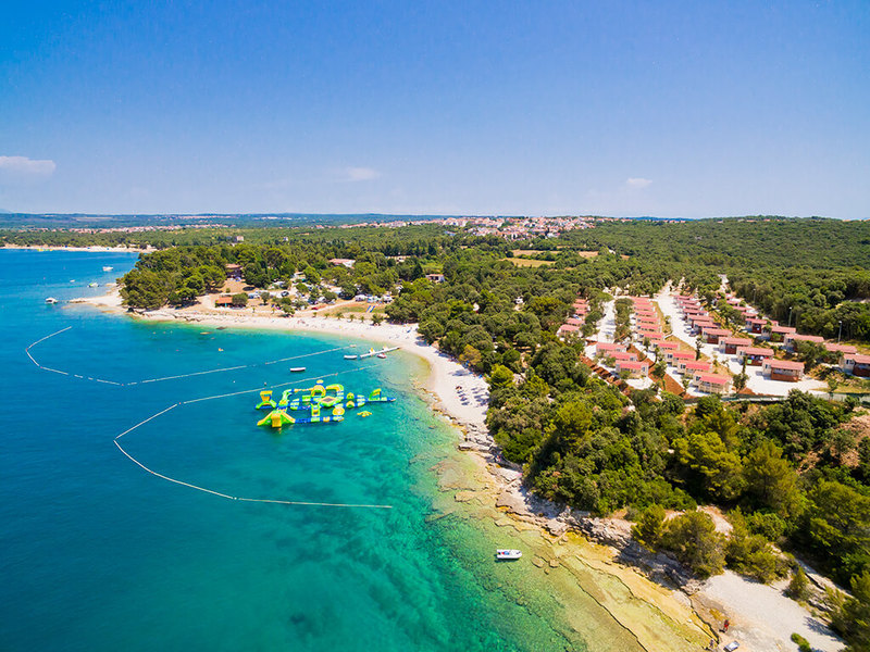 Camping Brioni - Camping Istrie
